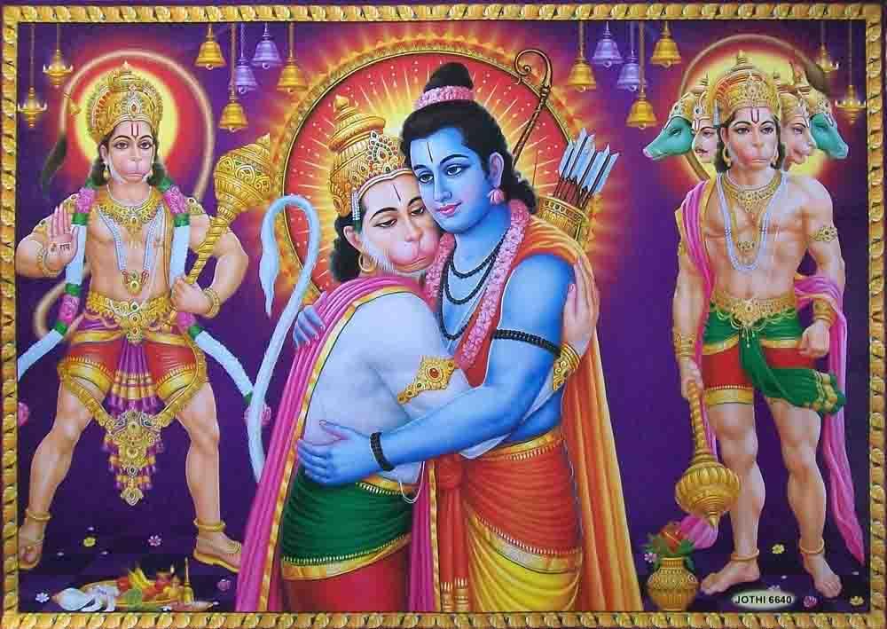 क्या भगवान राम और हनुमान जी के मिलन की ये बात जानते हैं आप