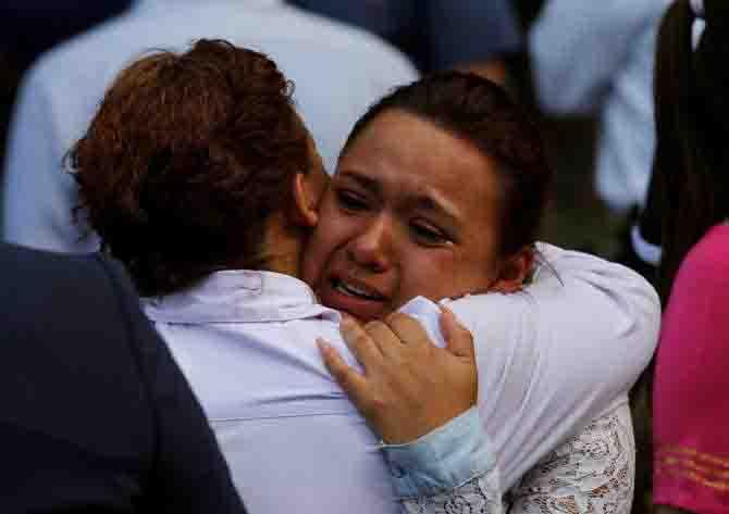 मैक्सिको में फिर आया भूकंप दहली धरती,सहमे लोग