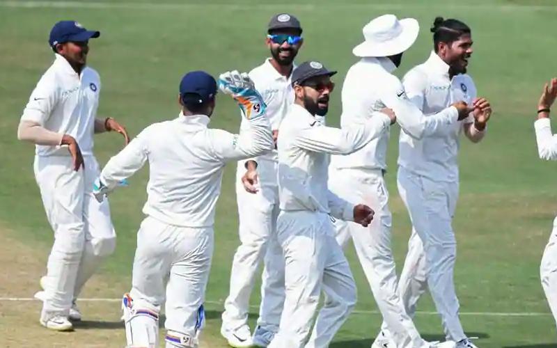 Ind vs Aus : भारत ने बनाई चौथे टेस्ट मैच में मजबूत स्थिति