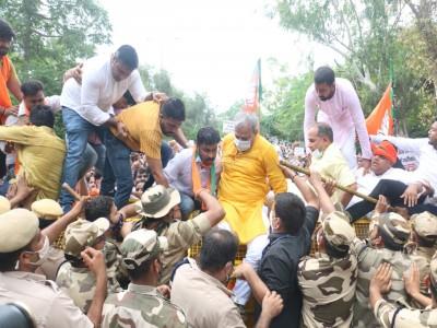 केजरीवाल ने दिल्ली को सिर्फ भ्रष्टाचार और घोटाले दिए-आदेश गुप्ता