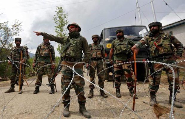 सेना की होगी उन्नती 57 हजार अधिकारियों व जवानों की होेगी तैनाती