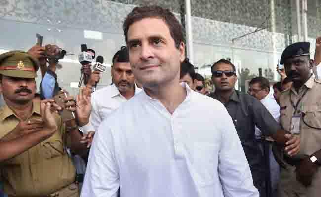 नोटबंदी का एक साल पूरा होने पर राहुल गांधी  का PM पर वार