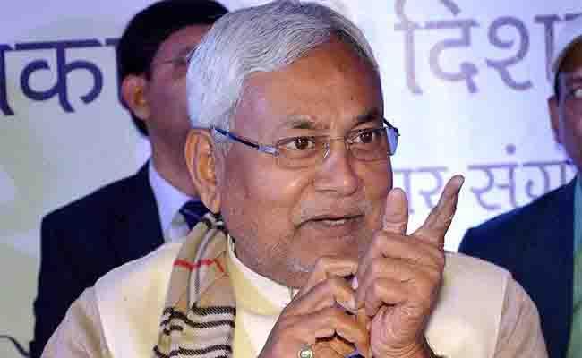 नीतीश कुमार ने कहा की निजी क्षेत्र में लागू  हो सकते है आरक्षण
