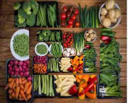 दिल को दुरूस्त रखती है सब्जियां