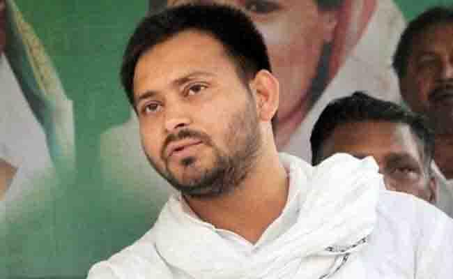 तेजस्वी यादव ने Z+ सुरक्षा को लेकर मुख्यमंत्री नीतीश कुमार से पूछे सवाल