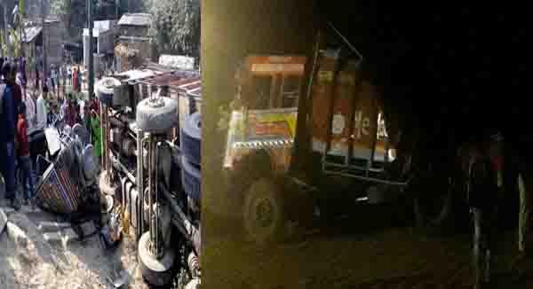 आलीराजपुर के पास सड़क हादसे में आठ लोगों की मौत