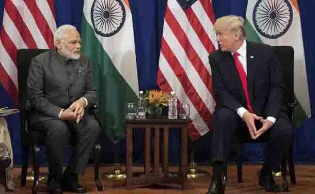 हार्ले डेविडसन पर उच्च आयात शुल्क को लेकर ट्रंप ने साधा भारत पर निशाना