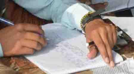 जयपुर में हुए प्रमोशन एग्जाम में नकल करते पकड़ाएं 11 पुलिस वाले
