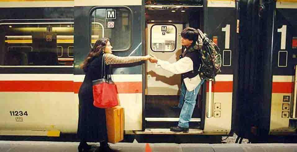 बॉलीवुड फिल्म में जब भी ट्रेन दिखी है फिल्म ज़बरदस्त हिट हुई है
