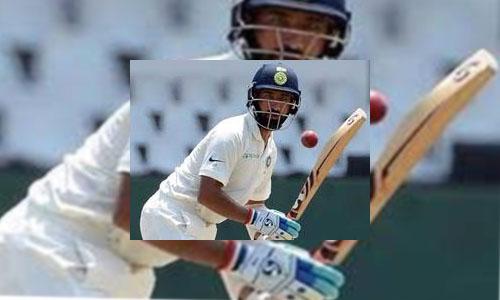टीम इंडिया के छह विकेट गिरे, स्कोर 100 रन के पार