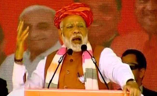 गुजरात विधानसभा चुनाव के लिए ठीक 5 दिन बाद वोटिंग, पीएम मोदी दो दिन में करेंगे 7 रैली