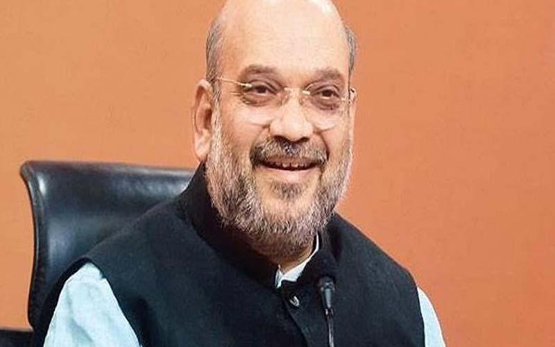 अमित शाह का हमला, बीजेपी 'मेकिंग इंडिया' तो कांग्रेस 'ब्रेकिंग इंडिया' में जुटी