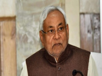 जलजमाव मामले पर आलोचनाओं का सामना कर रहे CM नीतीश कुमार