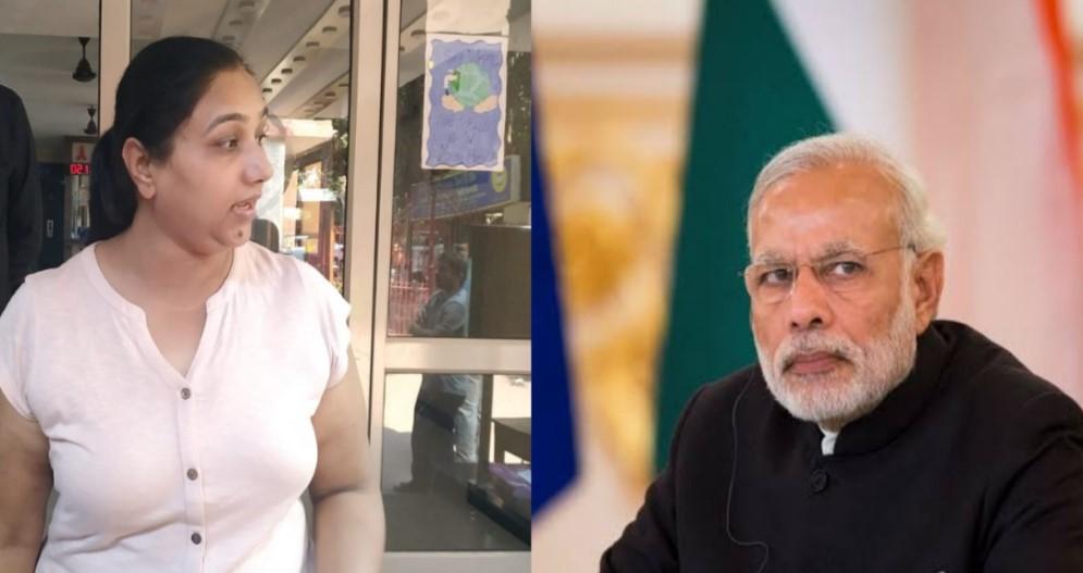 चोरों को नहीं रहा अब खौफ, छीन ले गए PM मोदी की भतीजी का पर्स