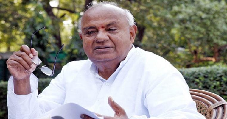 पू्र्व प्रधानमंत्री एचडी देवगौड़ा ने की PM मोदी की तारीफ