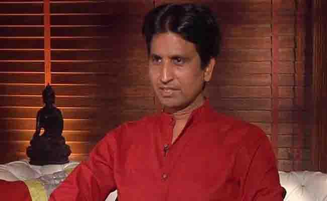 कुमार विश्वास ने कहा, 'आप सोचिए, मेरे से असुरक्षा किसे महसूस हो रही है...