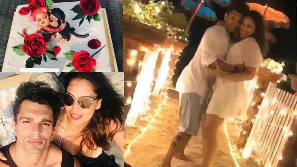 एनिवर्सरी पर बिपाशा बसु ने पति के साथ कुछ यूं किया रोमांटिक डांस