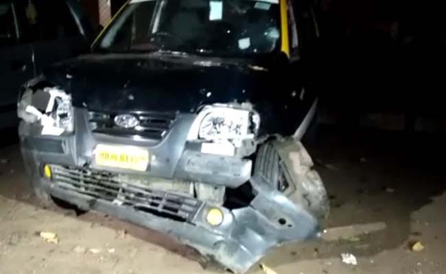 टैक्सी चलाते वक्त ड्राइवर की तबीयत हुई खराब, सात लोगों को मारी टक्कर