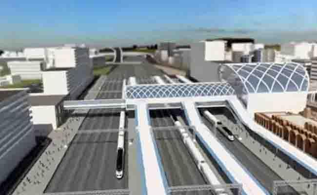 जनवरी 2019 में देश को मिलने वाला है 'हवाई अड्डे जैसा' रेलवे स्टेशन