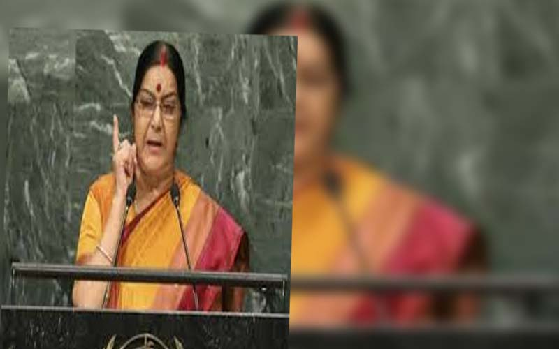 सुषमा स्वराज दुशान्बे में एससीओ सम्मेलन में शामिल होंगी