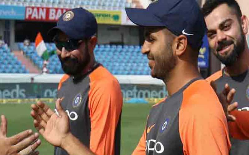 वेस्टइंडीज का टॉस जीतकर पहले बल्लेबाजी का फैसला