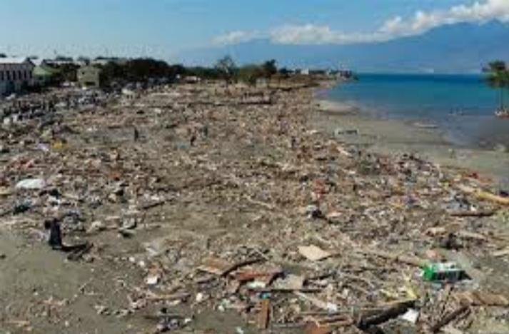 इंडोनेशिया में भूकंप, सुनामी से मरने वालों की संख्या 1,424 हुई