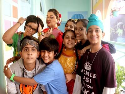 फैमिली दर्शकों और बच्चों के मनोरंजन के लिए निर्माता धीरज कुमार का स्ट्रेस-बस्टर फंतासी शो