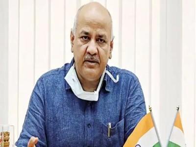Breaking News : दिल्ली के उपमुख्यमंत्री मनीष सिसोदिया की कोरोना रिपोर्ट आई नेगटिव, अस्पताल से मिली छुट्टी