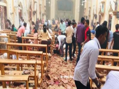 श्रीलंका: सामने आया 290 लोगों का कत्ल करने वाला संगठन, पढ़ें 10 बातें
