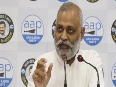 AIIMS कर्मी से मारपीट मामले में आम आदमी पार्टी के MLA सोमनाथ भारती दोषी करार