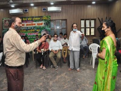 रामलीला मंचन के लिए लव-कुश रामलीला कमेटी की तैयारी पूरी, शुरू हुई रिहर्सल,सरकार की अनुमति का इंतजार