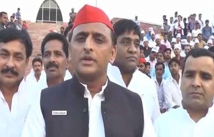 लोकसभा चुनाव 2019: आजमगढ़ से चुनाव लड़ेंगे अखिलेश यादव
