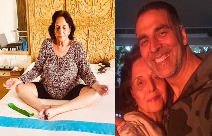अक्षय कुमार की मां अरुणा भाटिया का निधन