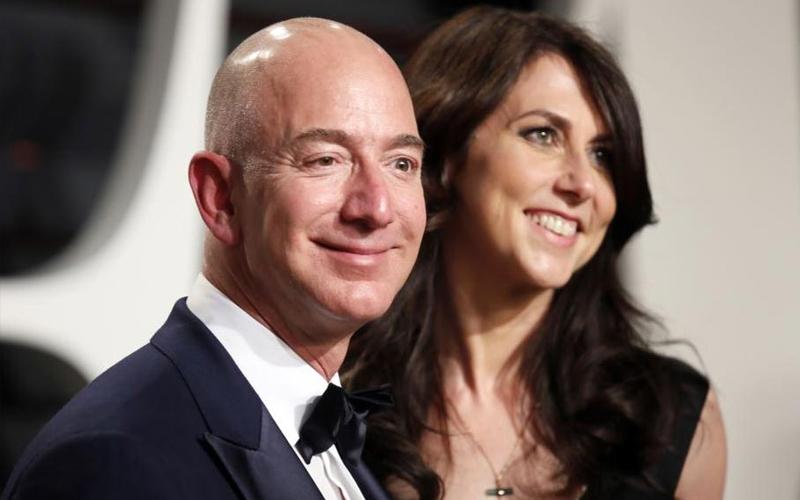 अमेजन के CEO ने लिया दुनिया का सबसे मंहगा तलाक