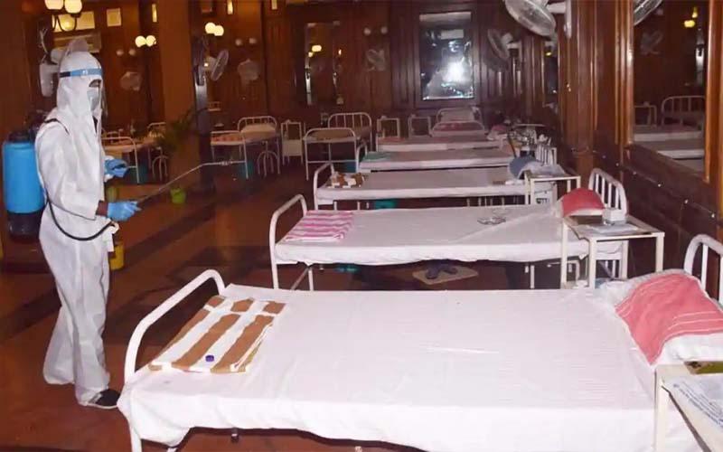 10 दिनों में DRDO ने पटना में तैयार कर दिया 500 बेड वाला कोरोना अस्पताल