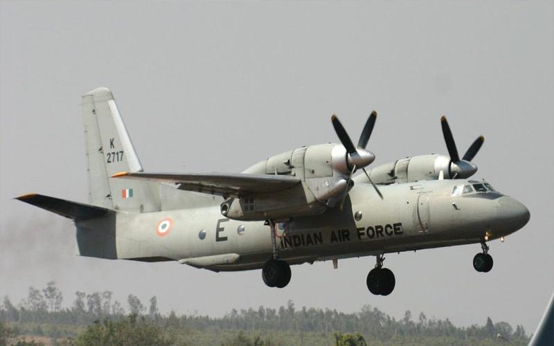 लापता AN-32 विमान के बारे में बताने पर मिलेगा 5 लाख रुपए इनाम