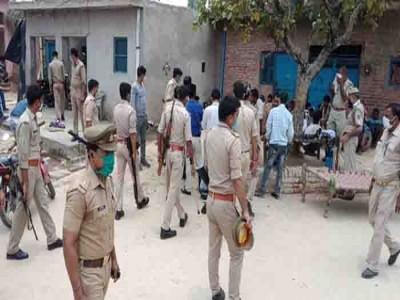 कानपुर मुठभेड़: जांच  के दायरे में आए 115 पुलिसकर्मी, 3 हुए निलंबित