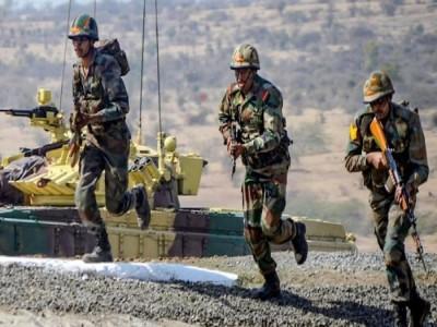 जम्मू-कश्मीर में सेना ने एक और आतंकी को किया ढेर