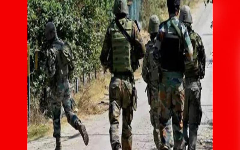 जम्मू एवं कश्मीर : सेना ने लश्कर के 3 आतंकवादियों को किया ढेर