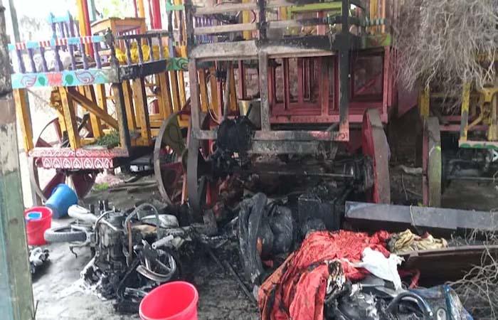 बांग्लादेश: इस्कॉन मंदिर में भीड़ ने की श्रद्धालु की पीट-पीटकर हत्या