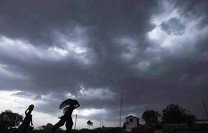 बिहार के 8 जिलों में भारी बारिश को लेकर रेड अलर्ट जारी