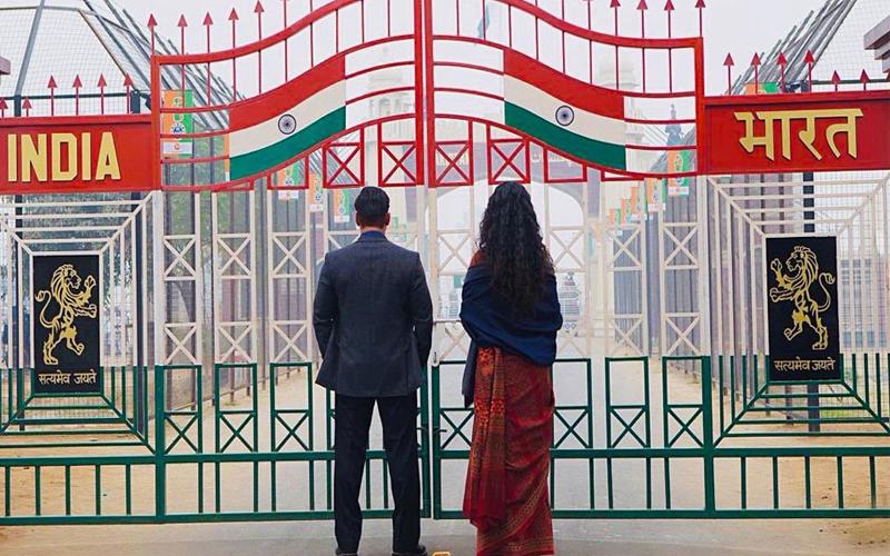 जंग से नही, अब मिलकर समाधान निकालेगें भारत-पाकिस्तान ?