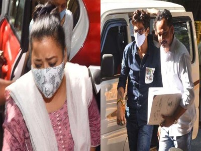 Big Breaking News: ड्रग्स केस में भारती और उनके पति हर्ष को मिली जमानत