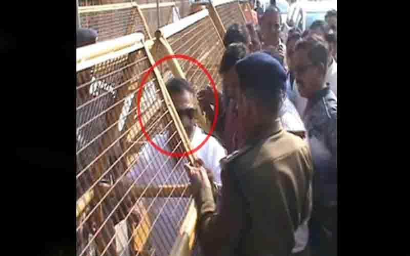 भाजपा सांसद ने CM सिद्धारमैया को कह डाला 'आतंकी'