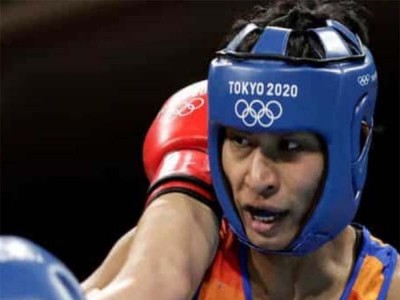 Tokyo Olympics: सेमीफाइनल में पहुंची भारतीय बॉक्सर लवलीना बोरगोहेन, भारत का दूसरा मेडल पक्का