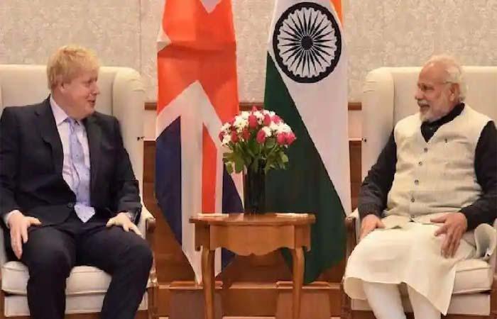 कोरोना के बढ़ते कहर को देखते हुए ब्रिटेन के पीएम बोरिस जॉनसन ने फिर रद्द की भारत यात्रा