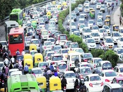 दिल्ली पुलिस ने जारी की अरविंद केजरीवाल के शपथ समारोह के लिए ट्रैफिक एडवाइजरी