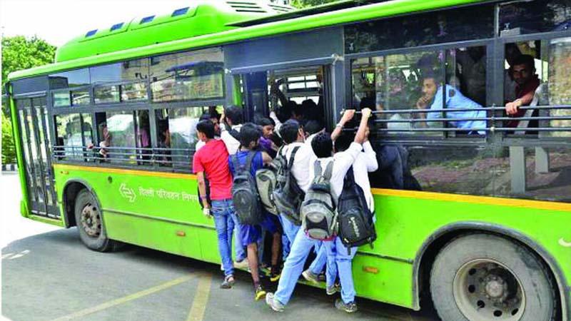 भाजपा ने किया  केजरीवाल सरकार पर सीधा हमला, कहा- 20-30% DTC बसें डिपो से नहीं निकलती