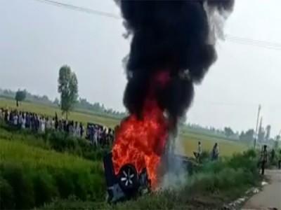 लखीमपुर हिंसा से जुड़े 24 लोगों की हुई शिनाख्त, 7 हिरासत में