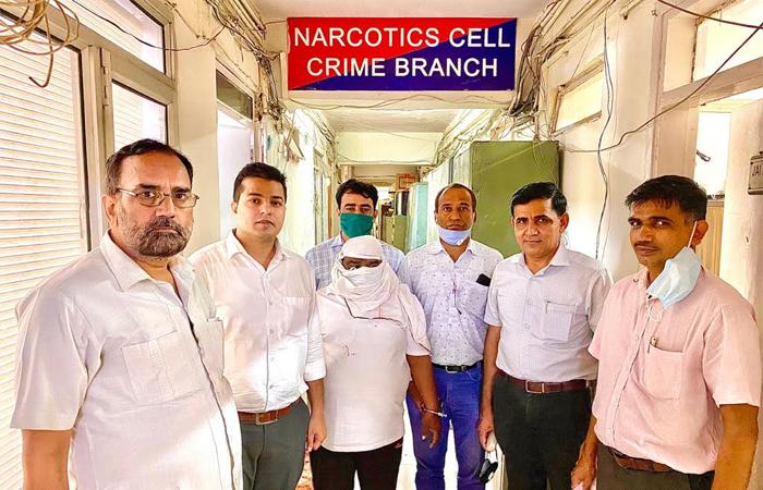 नारकोटिक्स सेल, क्राइम ब्रांच ने शातिर ड्रग सप्लायर बिशन सिंह, नटिया, अनिल गोयल को किया गिरफ्तार